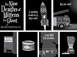 9 Lives of Mittens the Ghost