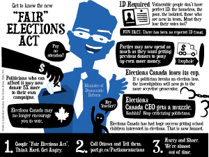 Fair Elections Infographics