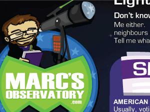 MarcsObservatory.com