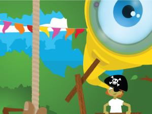 Pirates de la forêt